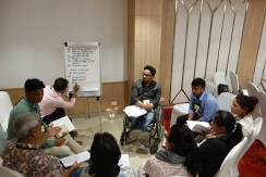 faisal teaching